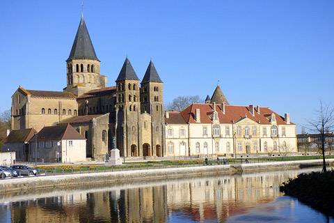 Photo of Paray-le-Monial in Saone-et-Loire