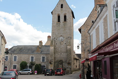 Photo of Malicorne-sur-Sarthe in Sarthe