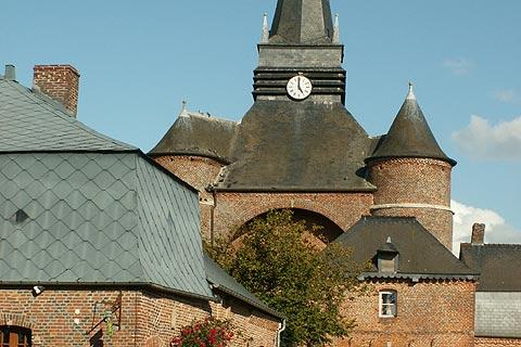 Photo of Signy-l'Abbaye in Ardennes
