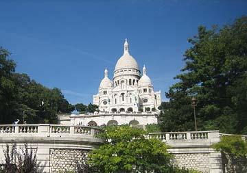 Basilica of the Sacre-Coeur, Paris