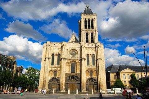 Photo de Basilica de Saint-Denis (Paris region region)