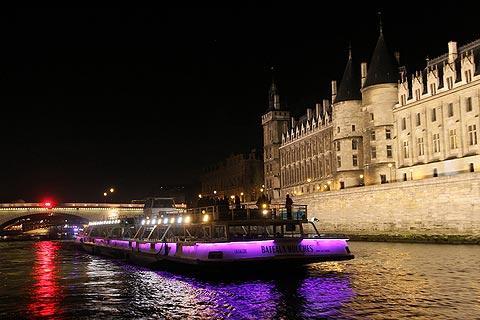 Photo of Paris Bateaux Mouches in Paris