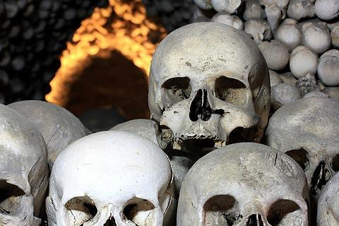 Photo of Catacombs in Paris