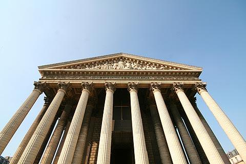 Photo de Eglise de la Madeleine (Paris region region)