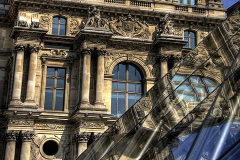 Photo of The Louvre in Paris