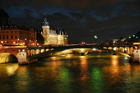 Photo of River Seine in Paris