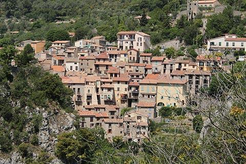 Photo of Peille in Alpes-Maritimes