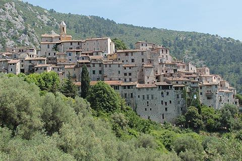 Photo of Peillon in Cote d'Azur (Provence region)