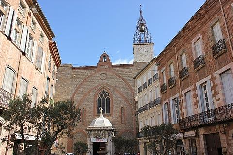 Photo of Perpignan in Pyrenees-Orientales