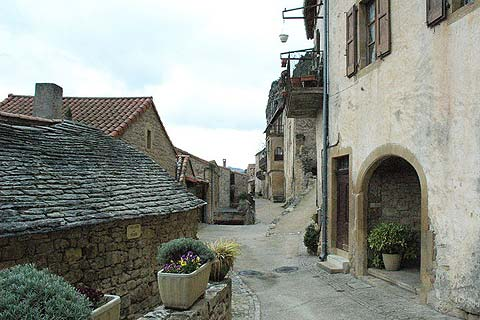 Photo of Salles-Curan in Aveyron