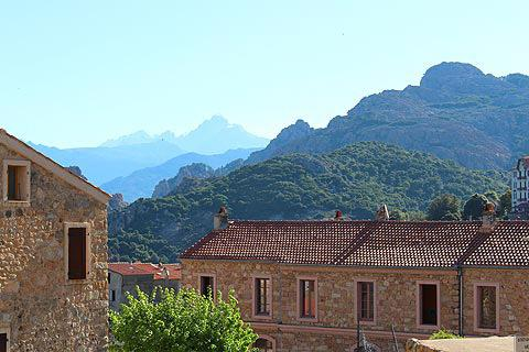 Photo de Piana du département du Corse