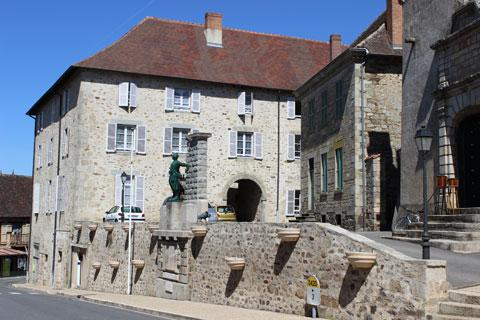 Photo of Magnac-Bourg in Haute-Vienne