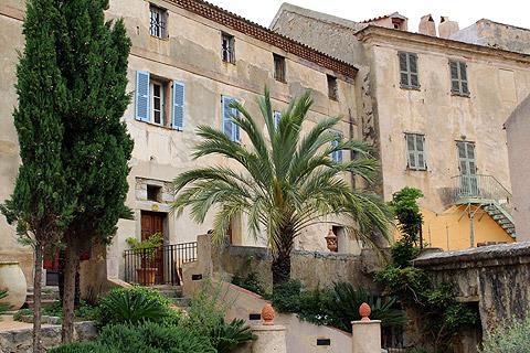Photo of Pigna in Corsica