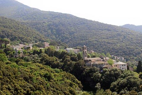 Photo de Cagnano du département du Corse