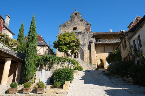 Photo of Milhac-d'Auberoche in Dordogne