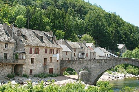 Photo of Saint-Germain-de-Calberte in Lozere
