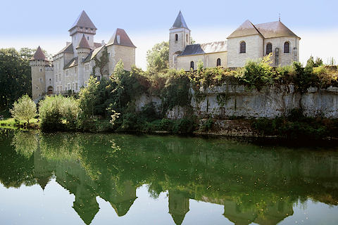 Photo de Sainte-Colombe du département du Doubs