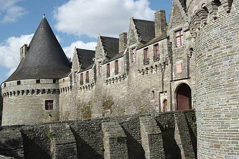 Photo of Pontivy in Morbihan