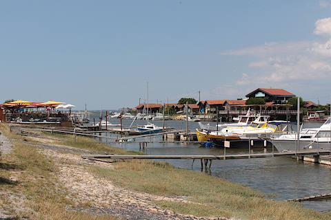 Photo de Port de Larros en Bassin d'Arcachon (Aquitaine region)