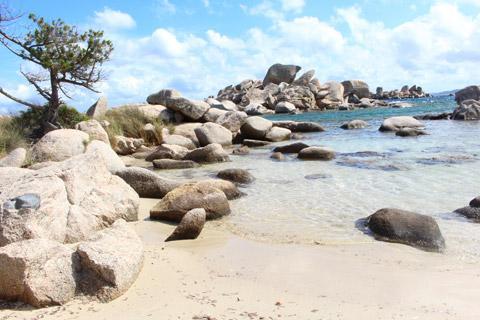 Photo of Porto-Vecchio beaches in Corse-du-Sud