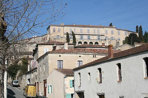 Photo de Boussès du département de Lot-et-Garonne