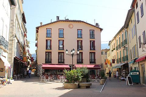 Photo de Prats-de-Mollo-la-Preste (Languedoc-Roussillon region)
