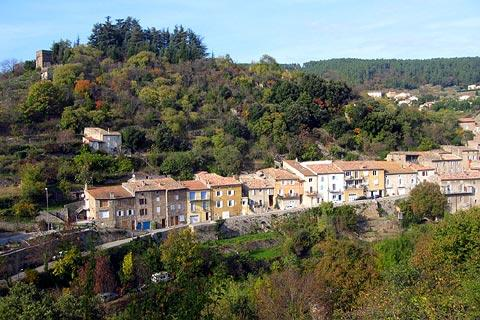 Photo of Saint-Vincent-de-Durfort in Ardeche