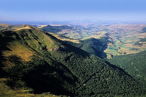 Puy Mary, Auvergne mountain