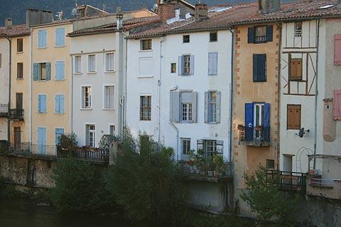 Photo of Quillan in Aude