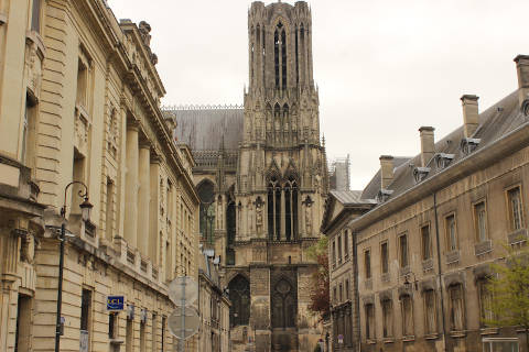 Photo de Reims du département de Marne
