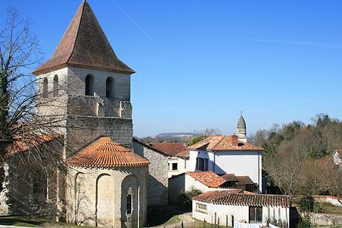 Photo of Riberac in Dordogne