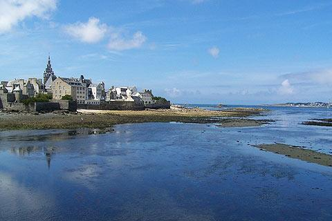 Photo de Roscoff du département du Finistere