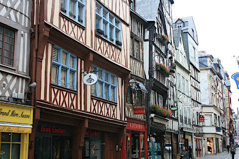 Photo of Rouen in Seine-Maritime