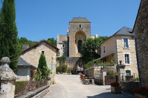 Photo of Saint-Amand-de-Coly in Dordogne