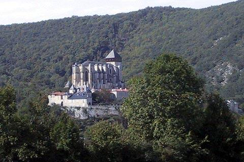 Photo de Saint-Bertrand-de-Comminges (Midi-Pyrenees region)