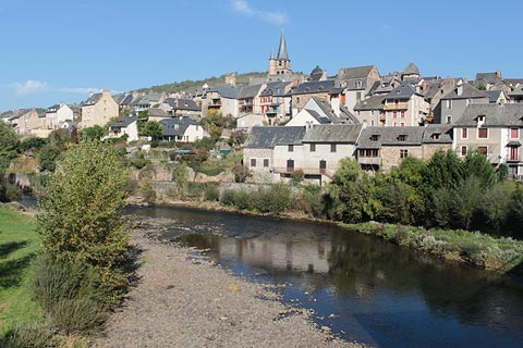 Photo of Saint-Come-d'Olt in Aveyron
