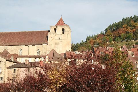 Photo of Saint-Cyprien in Dordogne