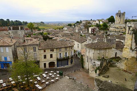 Photo of Saint-Emilion in Gironde