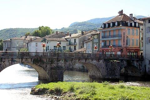 Photo of Saint-Girons in Ariege