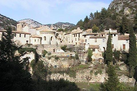 Photo of Saint-Saturnin-de-Lucian in Herault