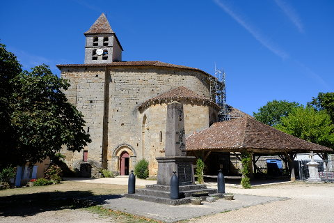 Photo of Saint-Jean-de-Cole in Dordogne