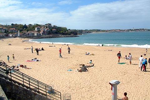 Photo of Saint-Jean-de-Luz in Pyrenees-Atlantiques