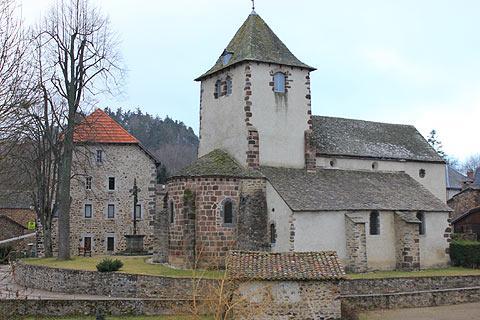 Photo de Saint-Poncy du département de Cantal