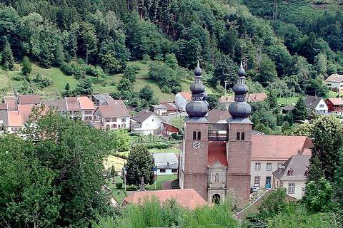Photo of Saint-Quirin in Moselle