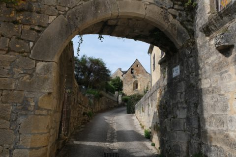 Photo of Chabrignac in Correze