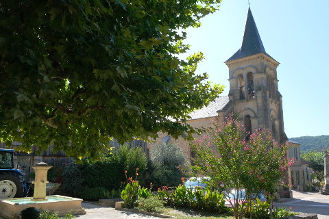Photo of Saint-Vincent-de-Cosse in Dordogne