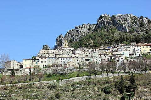 Photo de Sainte-Agnès (Provence region)