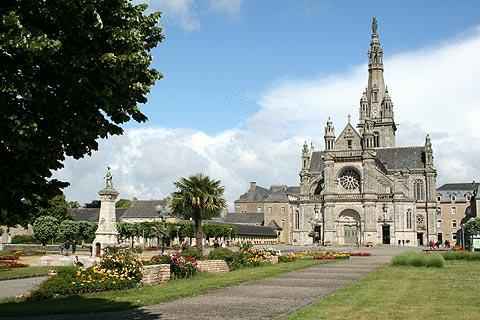 Photo of Sainte-Anne d'Auray in Morbihan