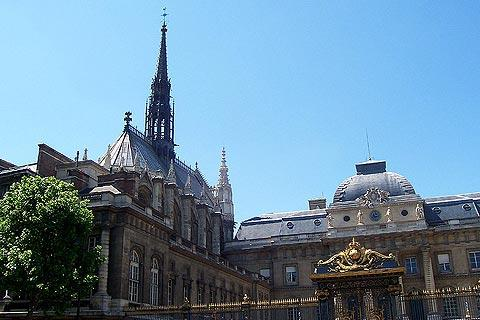 Photo de Sainte-Chapelle (Paris region region)
