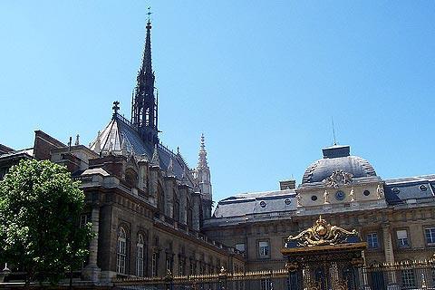Photo of Sainte-Chapelle in Paris